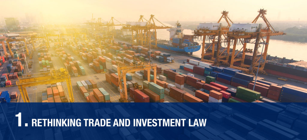 Rethinking Trade and Investment Law