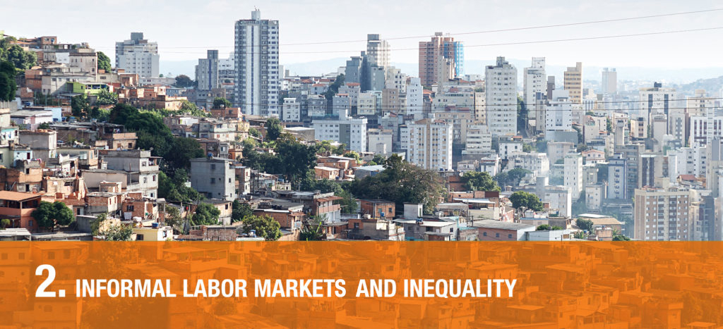 Informal Labor Markets and Inequality