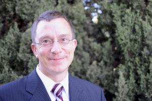 Headshot of visiting scholar Donald Kochan