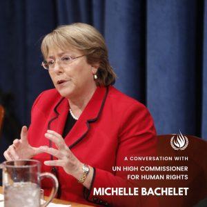 Michelle Bachelet Poster