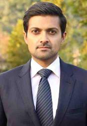 Mamoon Hamid Headshot
