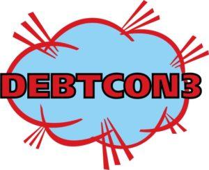 Debtcon logo