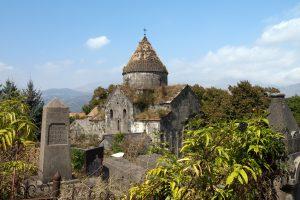 Armenian Church and Monastery