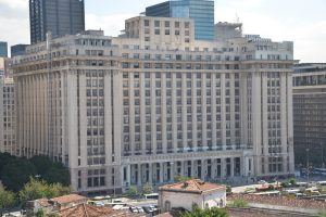 The Brazilian Ministry of Finance, recently folded into the Ministry of Economy.