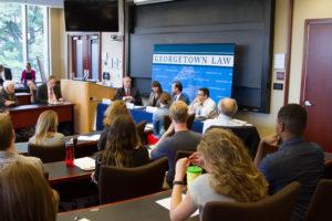 Panel of David Koplow, Daryl G. Kimball, Jenny Town and Jonathan Wolfsthal