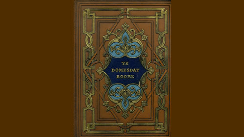 1933 Domesday Book (Yearbook)