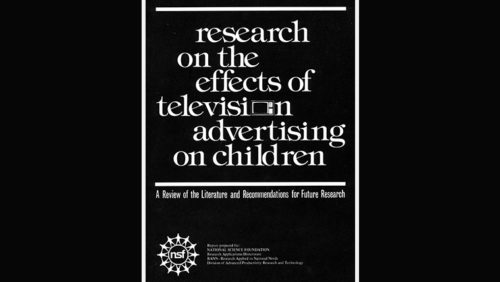 Children in Advertising Collection