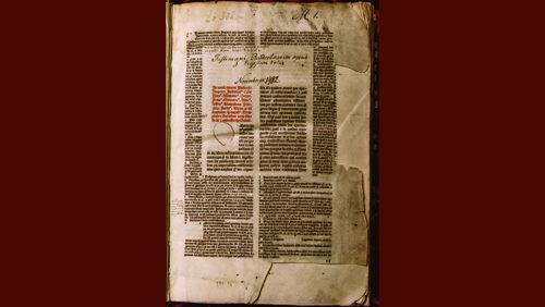Vocabularius iuris utriusque by Jodocus Erfordensis 1481