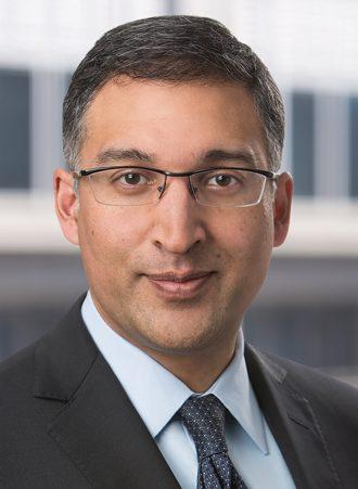 Professor Neal Katyal Headshot