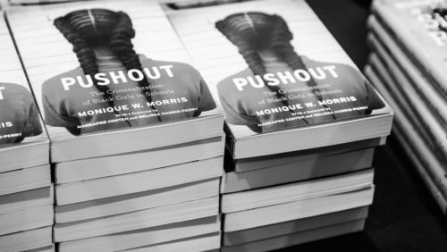 copies of the book PUSHOUT