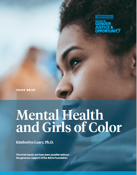 Mental Health and Girls of Color