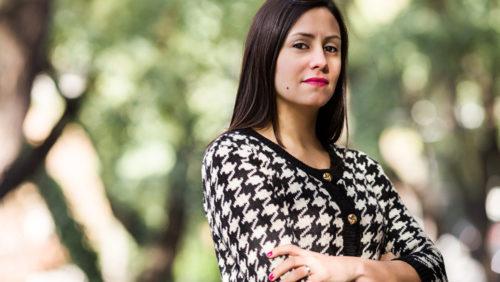 Photo of Belen Rios, graduate