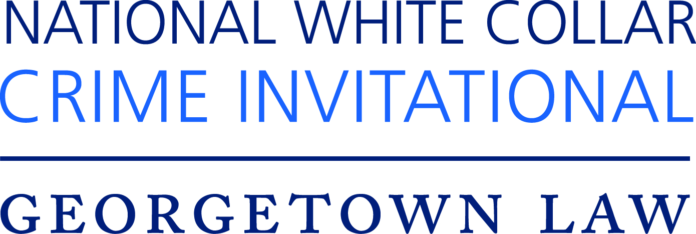 the words georgetown law Federal white collar crime