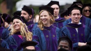 Georgetown Law graduates