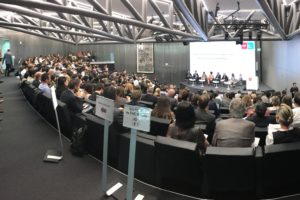 The Annual G2 Conference on WTO Law, co-hosted by Georgetown Law's Institute of International Economic Law, drew standing-room-only crowds in Geneva June 9 and 10.