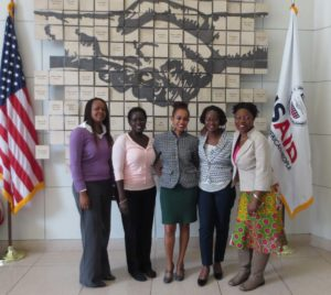 Leadership and Advocacy for Women in Africa Photo