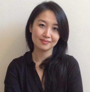 Jennifer Li, headshot