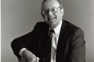 Georgetown Law Professor Emeritus Peter P. Weidenbruch Jr.