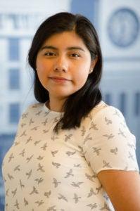 Headshot of Paola Bonilla