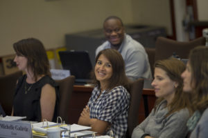 Forty-two juvenile defenders from across the country came to Georgetown Law for the Juvenile Training Immersion Program Summer Academy June 10 to 16.