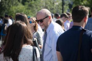 Georgetown Law Dean William M. Treanor.