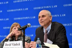Professor David Vladeck
