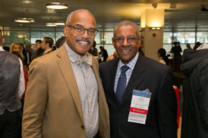 Photos of alumni at the 2018 Georgetown Law Reunion