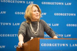 Keynote Speaker Sheila Bair.