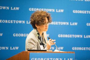 Professor Anna Gelpern.