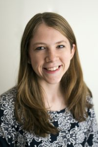 Headshot of Claire Cahill