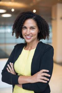 Associate Professor Vida Johnson Headshot
