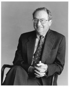 Dean Emeritus Robert Pitofsky
