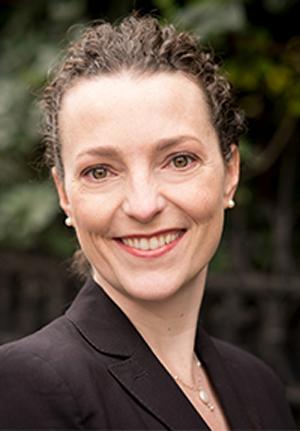 Professor Lilian Faulhaber Headshot