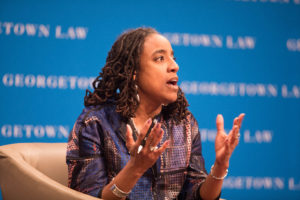Georgetown Law Associate Dean Kristin Henning.