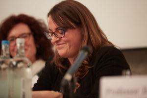 2011 CTLS alumna Elena Corcione.