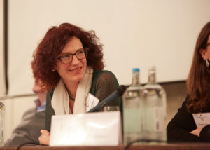 University of Fribourg Professor Eva Marie Belser.