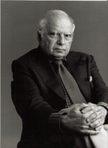 Professor Norman Birnbaum Headshot