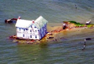 Photo of House on Holland Island
