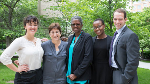 Criminal Defense & Prisoner Advocacy Clinic Advocates for