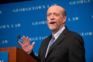 Dean William M. Treanor.