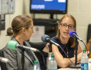 ICAP litigators Annie Owens and Amy Marshak.