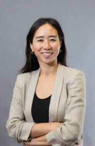 Professor K-Sue Park.