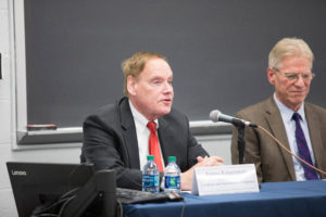 Georgetown Law Associate Dean James V. Feinerman.