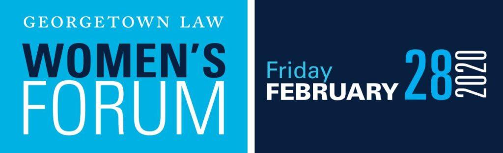 Women's Forum Banner
