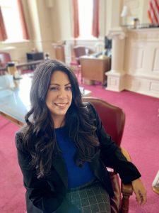 photo of Ana Maria Tent