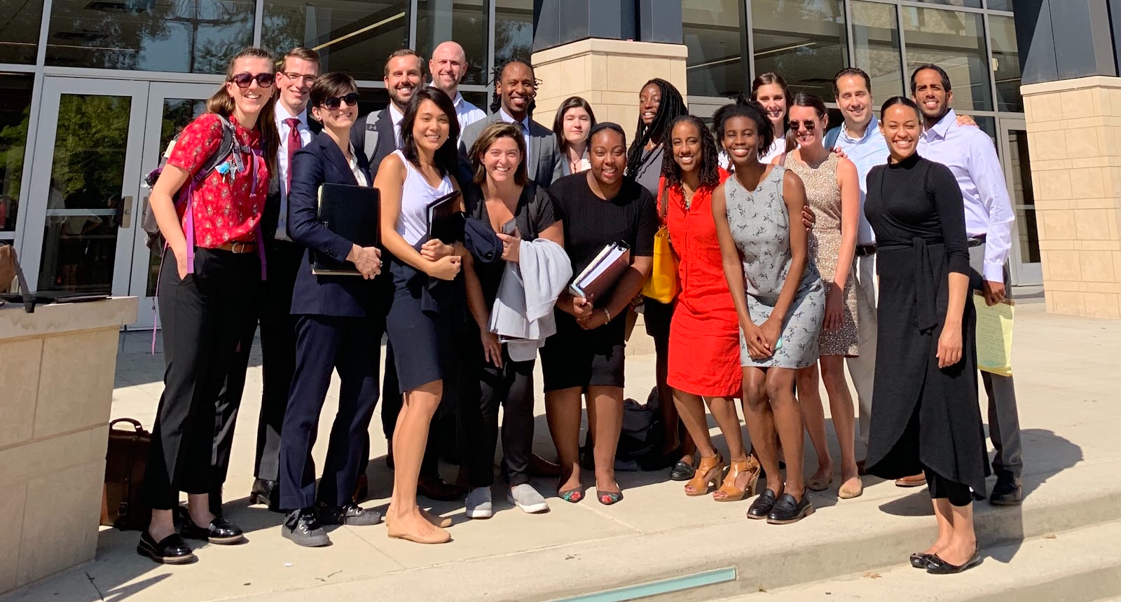 2019-20 Clinic Faculty & Students