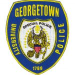 Georgetown Law Department of Public safety Badge
