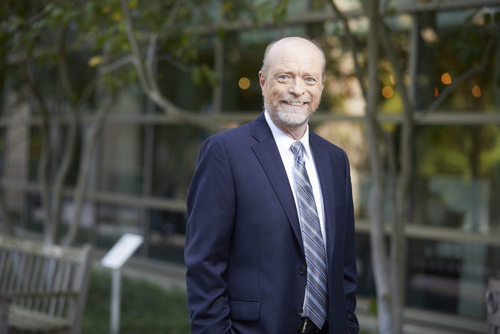 Dean William M. Treanor Headshot
