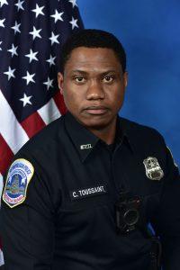 Claudy Toussaint headshot