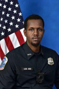 Abdulkadir Abdi headshot